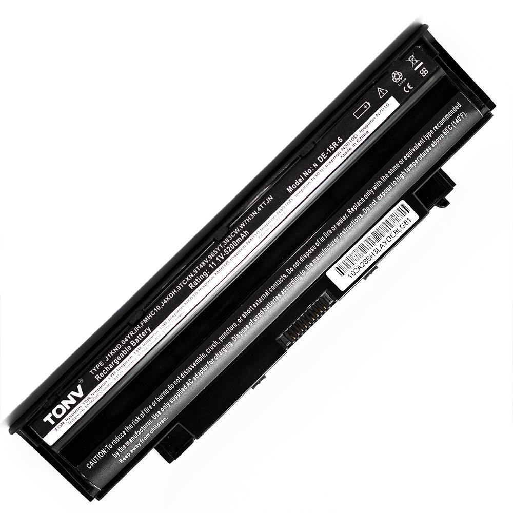 Pin Laptop Tonv Dell Inspiron 14R 15R N4010 N4110 N5010